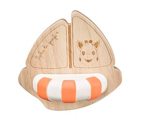 So Pure Rubber & Wood Sophie\'s Boat