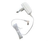 Adaptor EU White