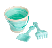 Bucket and spade set - Mint