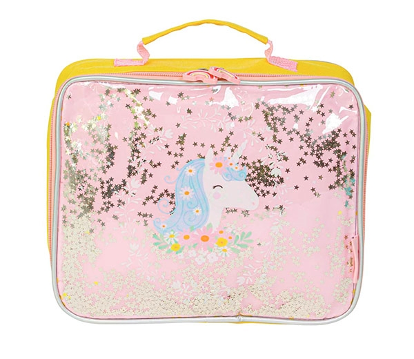 Cool bag: Glitter Unicorn