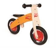Janod My First Orange And Red Little Bikloon Balance Bike