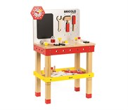 Janod Redmaster Diy Giant Magnetic Workbench