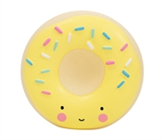 Money box Yellow Donut