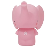 Money box Pink Elephant