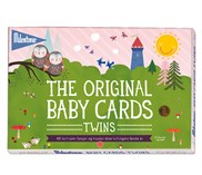 Baby Cards by Milestone™ TWINS