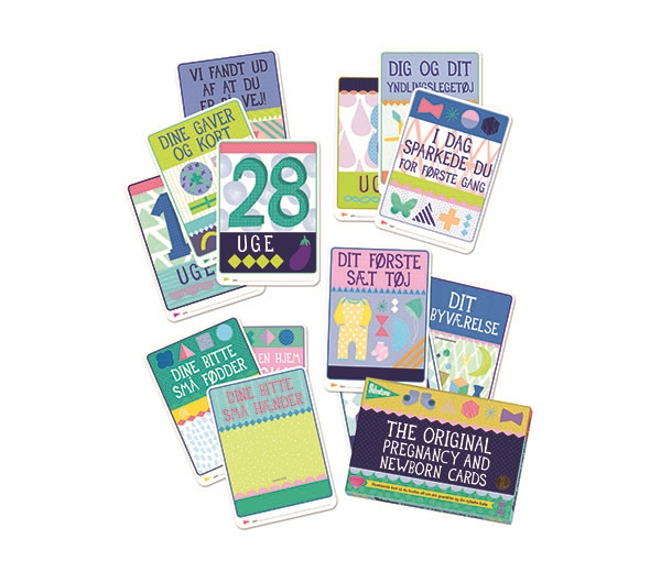 Pregnancy & Newborn Cards by Milestone™