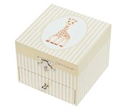 Musical Cube Box Stribe Sophie The Giraffe