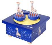Musical wooden Box Milky Way Sophie The Giraffe