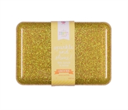 Lunch box Glitter Gold