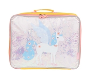 Suitcase: Glitter - Unicorn