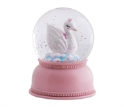 Snowglobe light - Swan