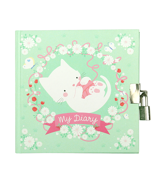 My diary Display: Cat