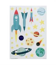 Wall sticker: Space