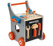Janod Brico'Kids Magnetic DIY Trolley