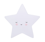 Little light: Sleeping star
